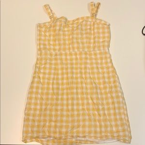 Forever 21 Checker dress (GUC)